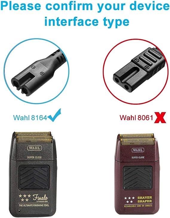IBERLS Adaptador de Cable de alimentación de 4 V Wahl Magic Clip ...