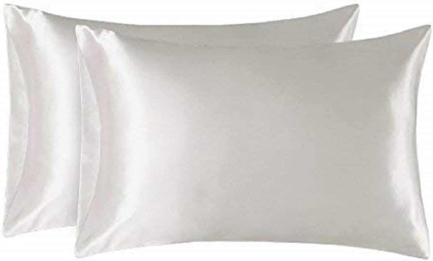 Bedsure Pillowcase Set Satin