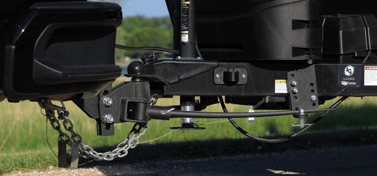 10,000 GTW 1,000 TW Blue Ox BXW1050 TrackPro Weight Distribution Hitch
