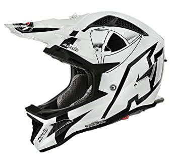 Airoh BMX Casco Fighters, color Blanco (Millenium), talla 56-S
