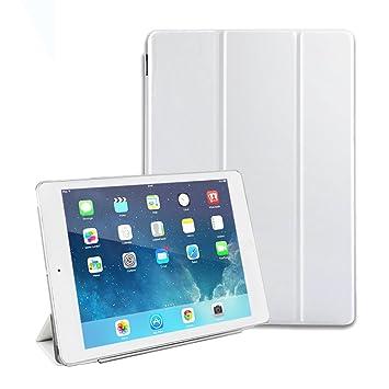 CoastaCloud Funda para iPad AIR 1(A1474 A1475 Funda Protección Ultra Fina y Ligera con Smart Cover para el Sueño/Estela para Apple iPad AIR 1(A1474 ...