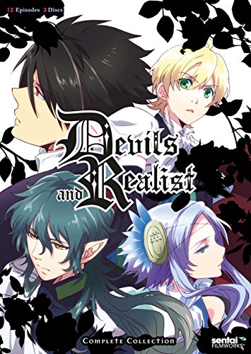 devils and realist dvd - 1