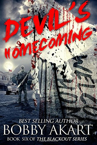 Devils Homecoming Apocalyptic Survival Blackout product image