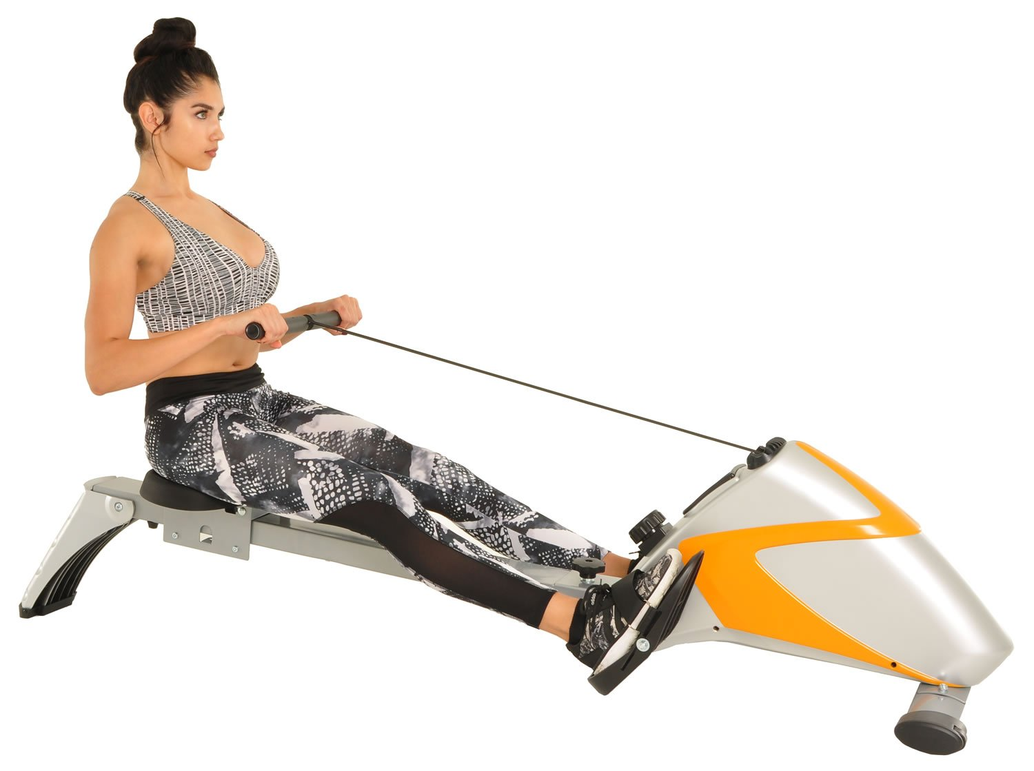 Conquer Magnetic Resistance Home Rowing Machine Rower by Conquer