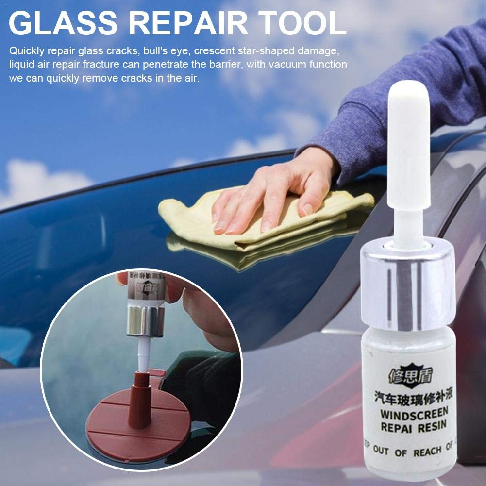 awhao-123 Auto Glass Repair Tool Auto Glass Repair Fluid Repair Tool Parabrisas sweetie
