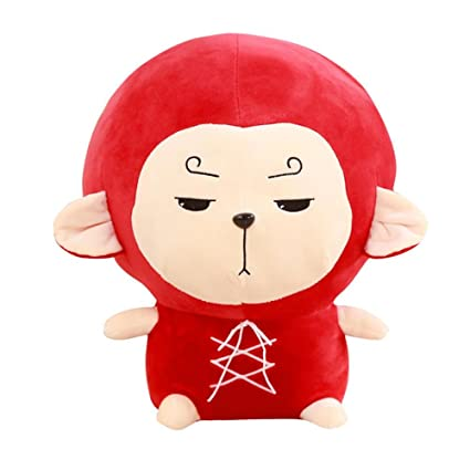 Mikucos Hwayugi Korean Odyssey Monkey King Doll Plush Toy 45CM 18inches