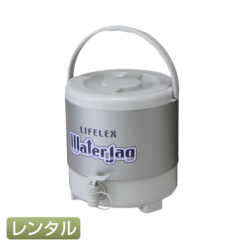 BBQ器材レンタル利用チケット]ウォータージャグ6L