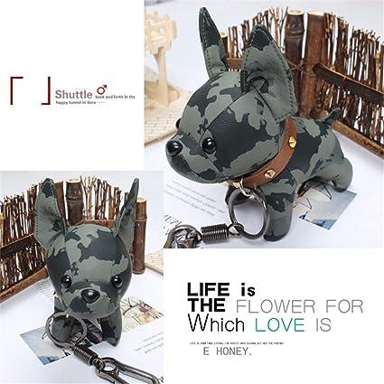 Amazon.com: Mrshen - Llavero hecho a mano con diseño de ...