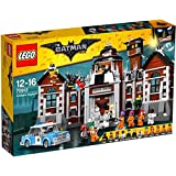LEGO The Batman Movie Arkham Asylum 70912