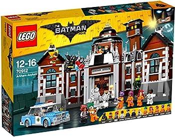 Lego 70912 Arkham Asylum Building Toys Sets
