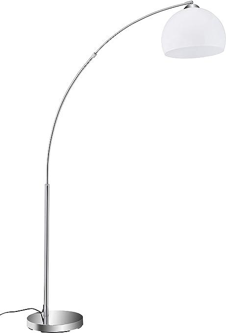 Briloner Leuchten - Lámpara de pie, lámpara de suelo, lámpara de ...
