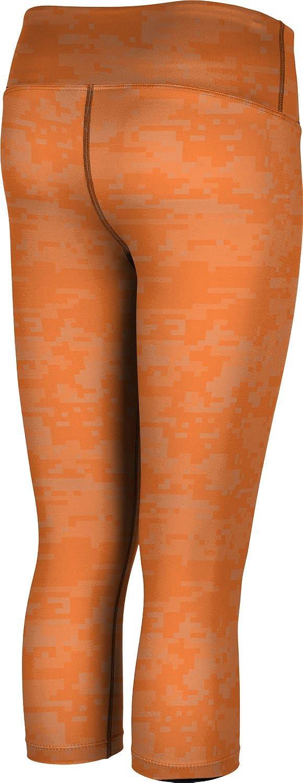 ProSphere Bowling Green State University Womens Capri Length Tight Digital