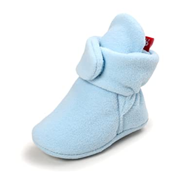 4edc7328d60 CoKate Baby Cozy Fleece Booties