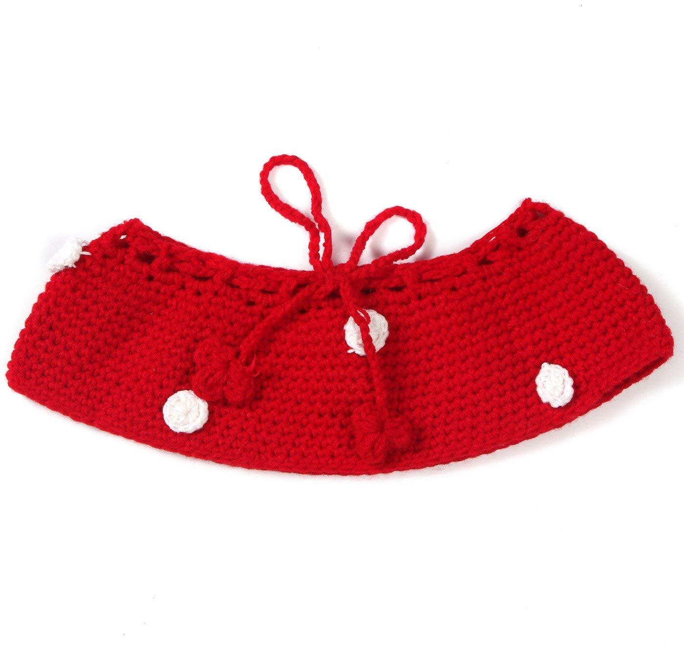 SYMTOP Traje de Bebé Recién Nacido Foto Sombreros Crochet Knit - Minnie: Amazon.es: Juguetes y juegos