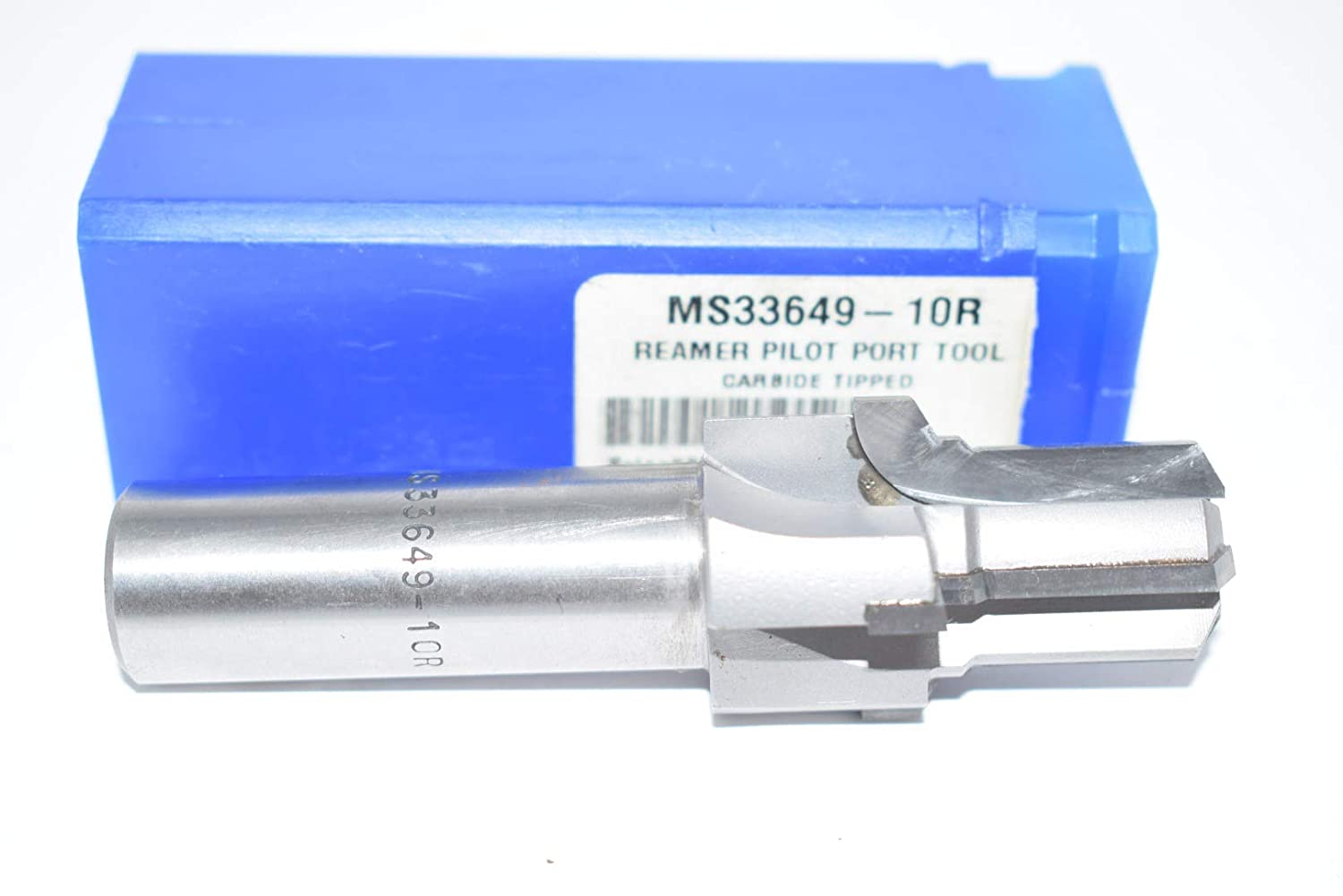 Port Tool,MS33649,Reamer,7//8-14 UNJF SCIENTIFIC CUTTING TOOLS MS33649-10R