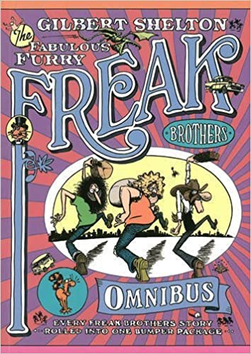 Book The Fabulous Furry Freak Brothers Omnibus by Gilbert Shelton (2008-10-27)