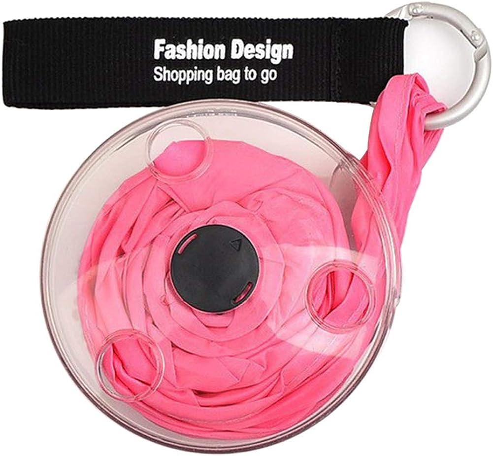 Environment-friendly Shopping Bag, New Convenient Storage BagsLarge Folding Sturdy Lightweight Polyester Fabric Handbags