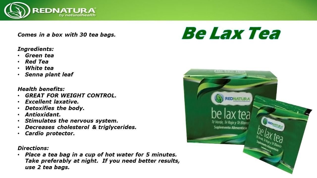 Amazon.com : Red Natura Belim Capsules and Be Lax Tea, Excellent Weight Loss and Detox by Red Natura : Baby