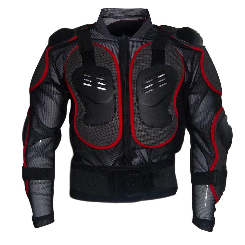 Dexinx Chaqueta de la Armadura de la Motocicleta de la Montañ a de Motocross Ciclismo Patinaje de Snowboard Protector del Cuerpo
