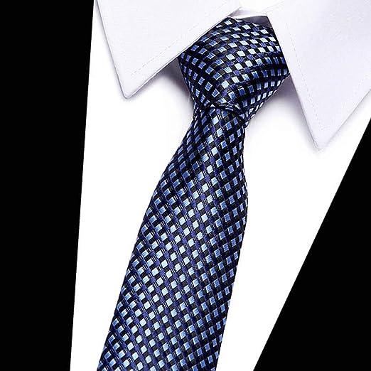 VGYUAS Corbata Corbata Flaca De 7,5 Cm Corbata Floral Corbatas A ...