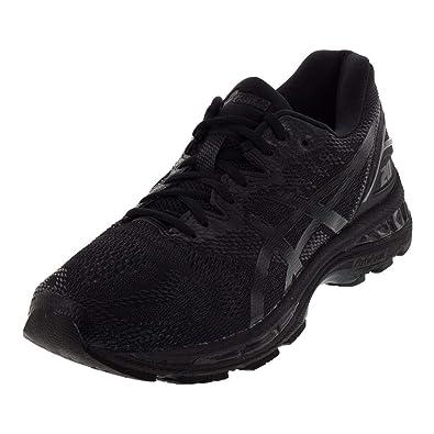 distinctive design enjoy bottom price fine craftsmanship ASICS Men's Gel-Nimbus 20 Running Shoe, Black/Black/Carbon, 8.5 Medium US