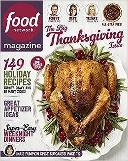 Food network november 2017 hearst magazines 0027100002437 amazon food network november 2017 hearst magazines 0027100002437 amazon books forumfinder Images