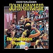 Die teuflischen Puppen (John Sinclair 18) | Jason Dark