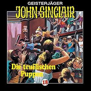 Die teuflischen Puppen (John Sinclair 18) Hörspiel