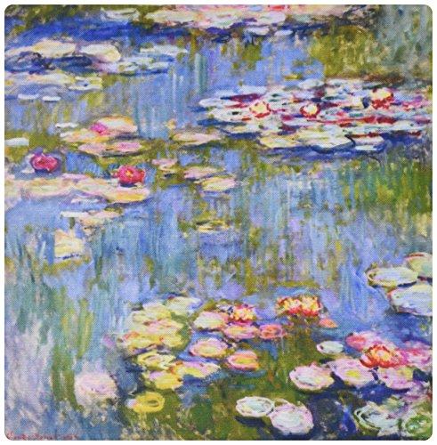 3dRose Impressionism Impressionist Waterlilies mp 155655 1
