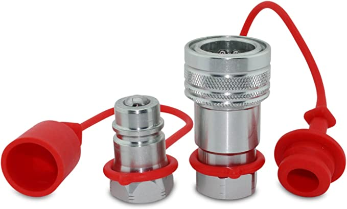 Industrial Supply-800601005-Hydraulic Quick Coupler