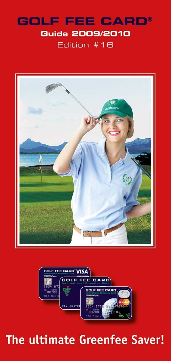 Golf Fee Card Guide 2009/2010