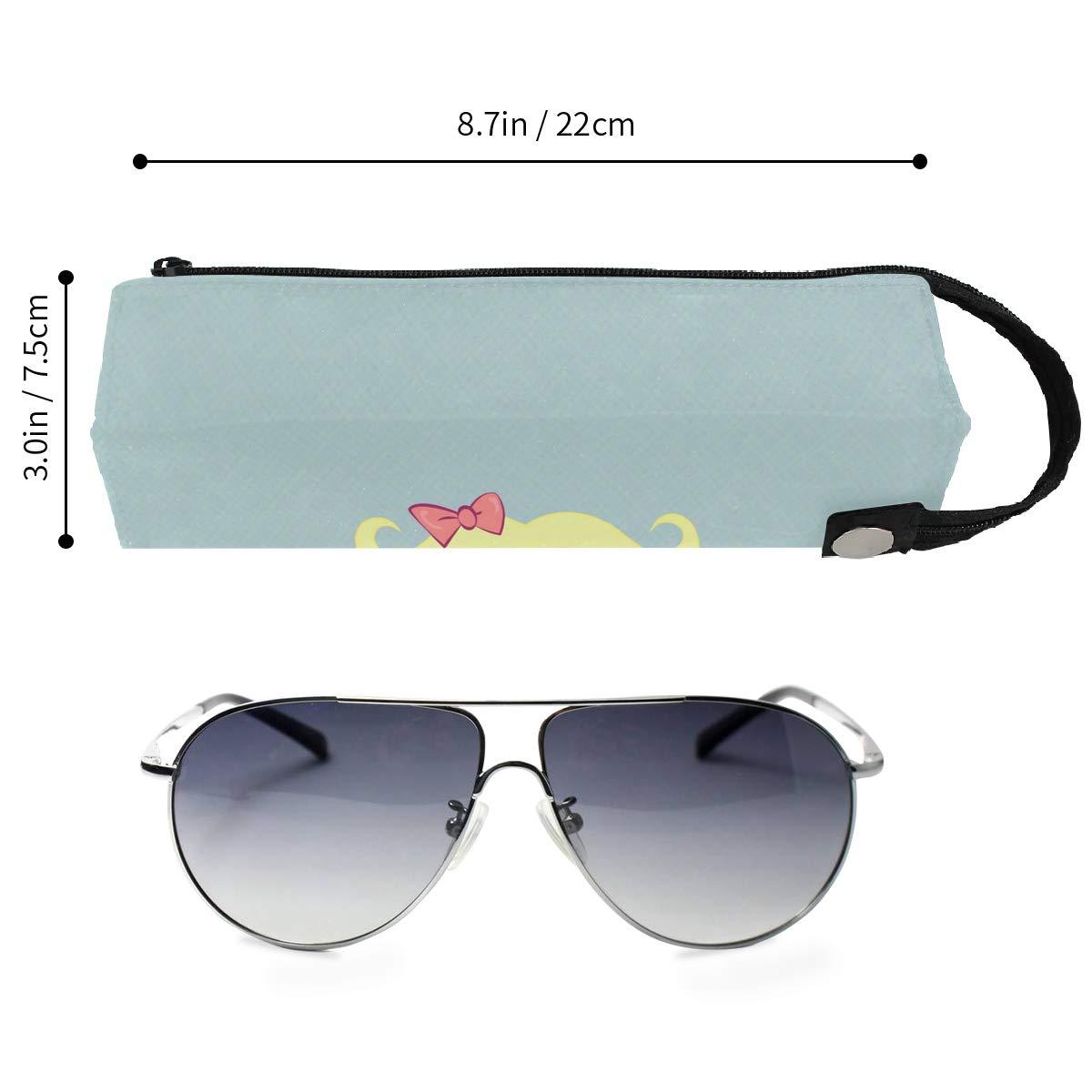 Glasses Case Full HD Wallpaper Travel Soft Sunglasses Pencil Bag Protective Box