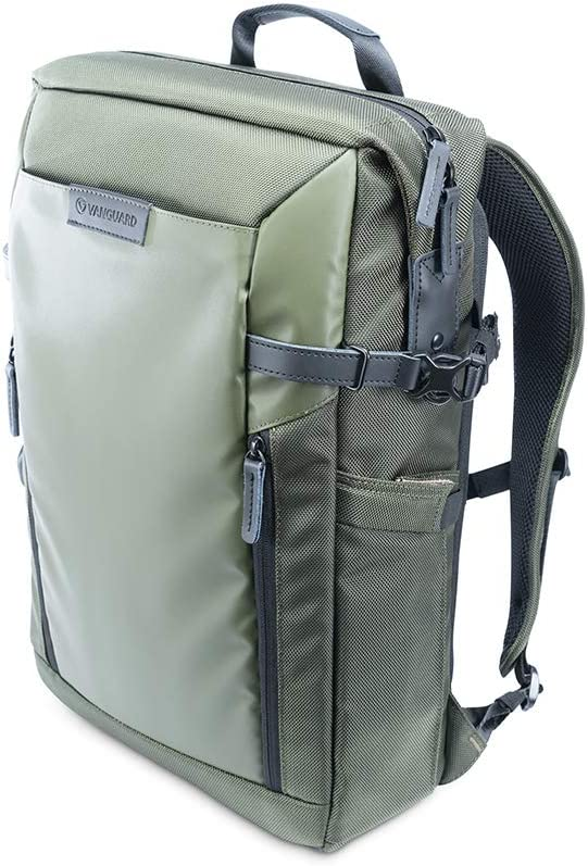Vanguard VEO SELECT35 BK Shoulder Bag for DSLR Camera Black Video Gear or Small Drone
