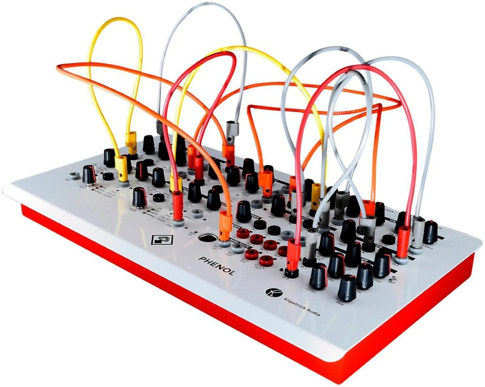 Kilpatrick Audio PHENOL Patchable Analog Synthesizer by Kilpatrick Audio