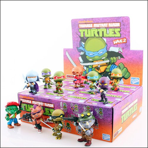 The Loyal Subjects Teenage Mutant Ninja Turtles Blind Box]()