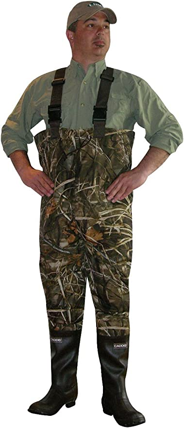 Amazon Com Waterfowl Wading Systems Chest Wader Boots Sports Outdoors