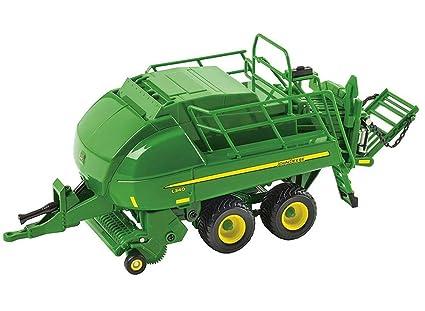 Amazon com: 1/32nd John Deere L340 Large Square Baler: Toys