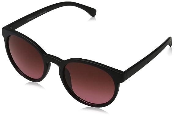 Vero Moda Vmlove Sunglasses Noos, Lunettes de Soleil Femme, Multicolore (Black Coffee AOP:STYLE 1), Taille unique