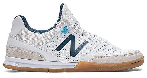 New Balance Audazo v4 Pro, Zapatilla de fútbol Sala, White