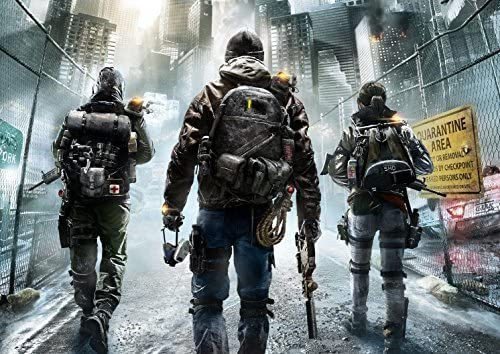 Tom Clancys The Division Poster by Tom Clancys The Division ...