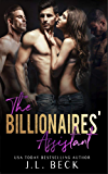 The Billionaires' Assistant: A Reverse Harem Office Romance (English Edition)