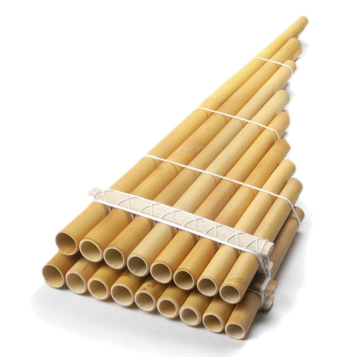 サンポーニャ(サンカ/9管+8管) / フリオママニ [ボリビア製] 正規品 新品 B07FVCXN8F