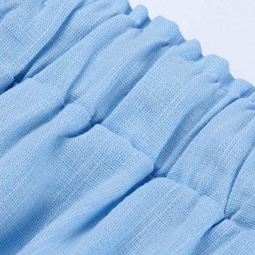 Estivi 6xl Sportivi Plus Leey Vita M Estate Pantaloncini Donna Elastico Pantaloni Bermuda Spiaggia Shorts Corti Size Blu Da Eleganti In wZ6UqZ