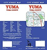 Yuma / Yuma County, Arizona Street Map