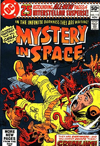 Mystery In Space (1951 series) - 113 Series