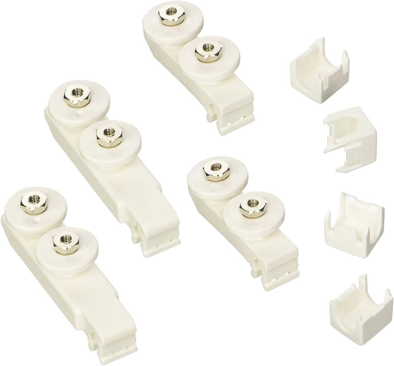 ROCA Kit Rodamientos para Mampara Supra Blanco - AM99086201