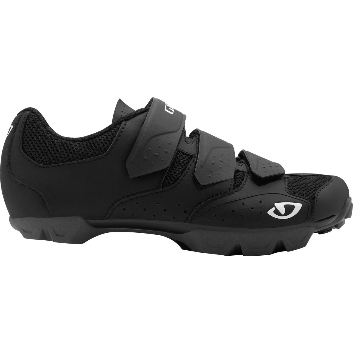 Giro Riela R II Cycling Shoes - Women's Black 38 by Giro (Image #1)