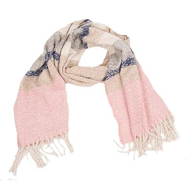 2b5bbd41a94 Echarpe chaude plaid ultra douce viscose pour femme-  Amazon.fr  Vêtements  et accessoires