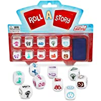 Junior Learning Roll a Story Develop Story Telling and Oral Language Dice by Junior Learning