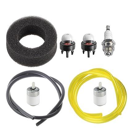 amazon com hipa tune up kit air filter for mtd bolens bl100 bl150hipa tune up kit air filter for mtd bolens bl100 bl150 bl250 bl410 yard man